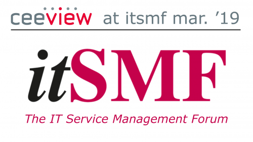 Ceeview at itSMF 2019