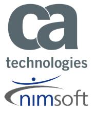 CA Nimsoft logo