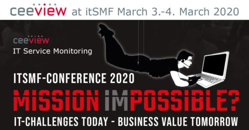 Ceeview at ITSMF